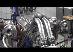 Enlace a Así ruge el el motor de 5000 CV que montará el Devel Sixteen, el coche más potente del mundo