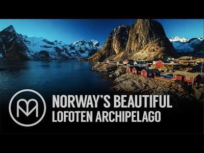 Timelapse de lo maravilloso que es Noruega