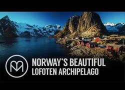 Enlace a Timelapse de lo maravilloso que es Noruega