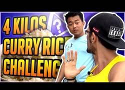 Enlace a El reto de los cuatro kilos de arroz con curry al estilo tailandés