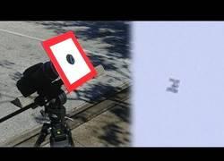 Enlace a Capturan con la Nikon P900 desde la Tierra la Estación Espacial Internacional