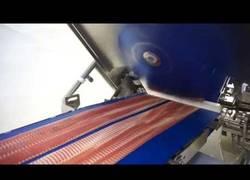Enlace a La máquina ultra veloz que hace realidad el bacon