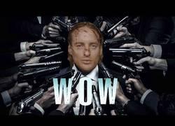 Enlace a Cambian el sonido de cada disparo de John Wick por un 'WOW' de Owen Wilson