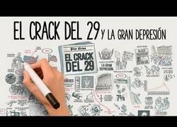 Enlace a Sobre que trató el crack del 29 y la Gran Depresión? aquí la explicación con dibujos