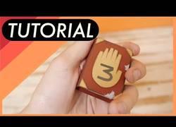 Enlace a Plantillas y tutorial para hacer el Diario 3 de Gravity Falls