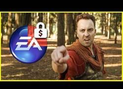 Enlace a Crean una parodia dirigida a EA riéndose de sus micro transacciones en los juegos