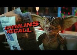 Enlace a Gremlins: Recall, Fan Film continuación de la película de 1984