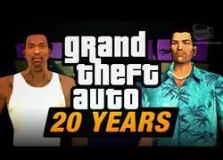 Enlace a Un repaso a los 20 años que ha cumplido GTA