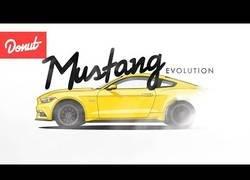 Enlace a La increíble evolución de los Ford Mustang a lo largo de la historia