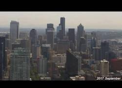 Enlace a El tremendo timelapse que demuestra lo que ha cambiado la ciudad de Seattle en 3 años