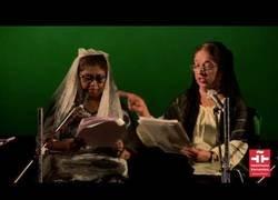 Enlace a Un grupo de mujeres indias representan La Casa de Bernarda Alba en Calcuta