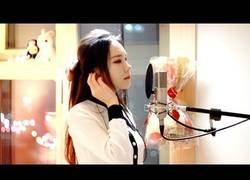 Enlace a Esta coreana versiona la canción de Frozen y queda absoluty perfect!