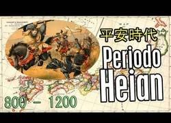 Enlace a Aprendiendo eras y Periodos de Japón - Periodo Heian