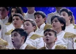 Enlace a La mejor versión de Bohemian Rhapsody la cantaron en el Factor X de Georgia
