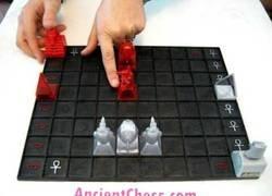 Enlace a Cómo jugar Khet - El juego de los láser