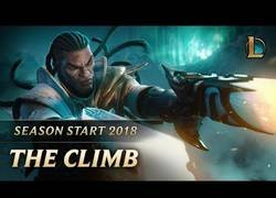 Enlace a Nueva cinemática de League of Legends, ''The Climb''
