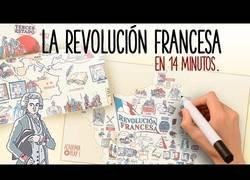 Enlace a La Revolución francesa en 14 minutos