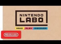 Enlace a Nintendo saca su último invento a base de cartón