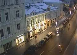 Enlace a El tremendo atropello a varias personas en pleno centro de Moscú