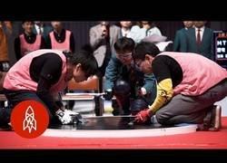 Enlace a El sumo con robots es el deporte más rápido y trepidante del mundo