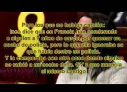 Enlace a Pillan a Inés Arrimadas difundiendo información falsa en directo en la radio y la pillan