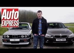 Enlace a El mítico BMW E30 M3 se pone frente al BMW 320d