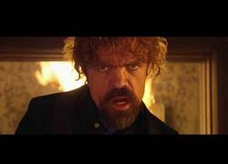 Enlace a Peter Dinklage y Morgan Freeman se pasan al rap para la Super Bowl