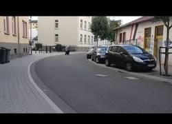 Enlace a Una Scooter con una potencia de motor nunca antes vista