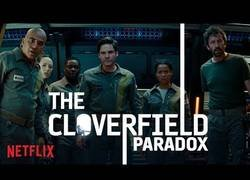 Enlace a Tráiler de Cloverfield Paradox