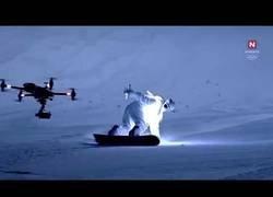 Enlace a 1.218 drones volando de forma coordinada en los Juegos Olímpicos de Invierno