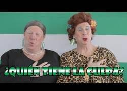 Enlace a ¿QUIÉN TIENE LA CULPA? Los Morancos (Parodia).