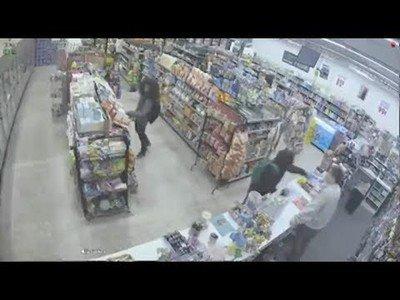 El robo más loco visto en los últimos tiempos