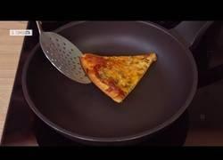 Enlace a El truco definitivo para calentar pizza, arroz y pasta sin destrozarlo