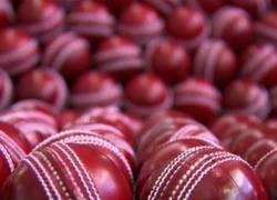 Enlace a El proceso de fabricación de la spelotas de Cricket