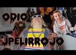 Enlace a Soy unan pringada vuelve a YouTube para contar su odio a JPelirrojo