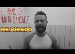 Enlace a El himno real de España. ¿Ahora qué dices, Marta Sánchez?