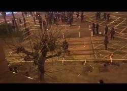 Enlace a Los estragos de los ultras rusos en bilbao