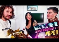 Enlace a Encuentro épico en Youtube: Jordi ENP y Luisito Comunica graban un vídeo juntos