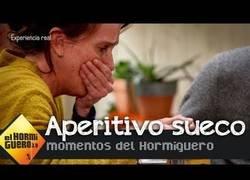 Enlace a El Hormiguero descubre la comida con peor olor del mundo