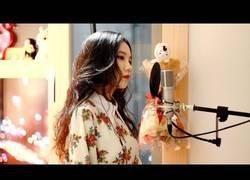 Enlace a Otra fantastica cover interpretada por J.Fla