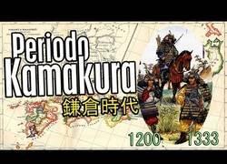 Enlace a Este hombre nos cuenta la historia de Japon del periodo Kamakura