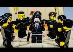 Enlace a Crean un espectacular tráiler de John Wick con figuras de LEGO y el resultado es épico