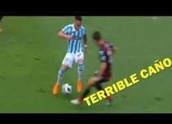 Enlace a El terrible caño en mitad de un partido que le deja retirado de por vida