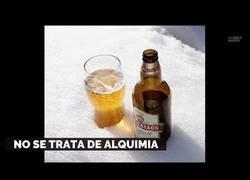 Enlace a Crean la cerveza más fresca del mundo