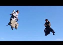 Enlace a Samurais a otro nivel con jetpacks incorporados