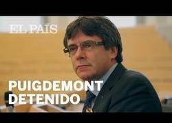 Enlace a La policía alemana detiene a Puigdemont