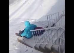 Enlace a Nadie dijo que era fácil caminar sobre hielo