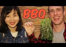 Enlace a Jabiertzo y Lele nos muestran como son las barbacoas típicas en China