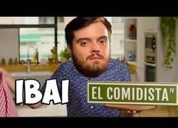 Enlace a Ibai Llanos comentando los vídeos de comparación de productos del comidista