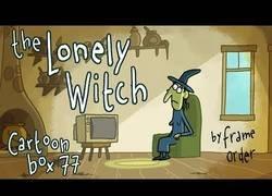 Enlace a La bruja solitaria